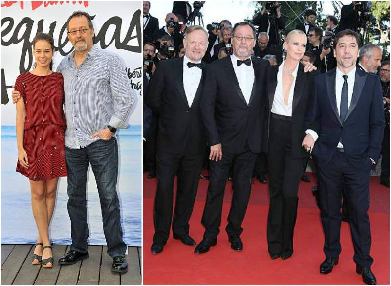 Jean Reno S Height 6 3 190 Cm Jean Reno Actors Height Jean