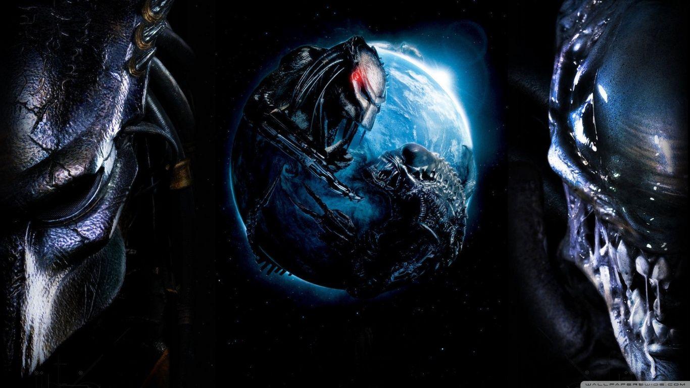 Predator Desktop Wallpapers Alien Vs Predator Aliens Versus Predator Predator Movie