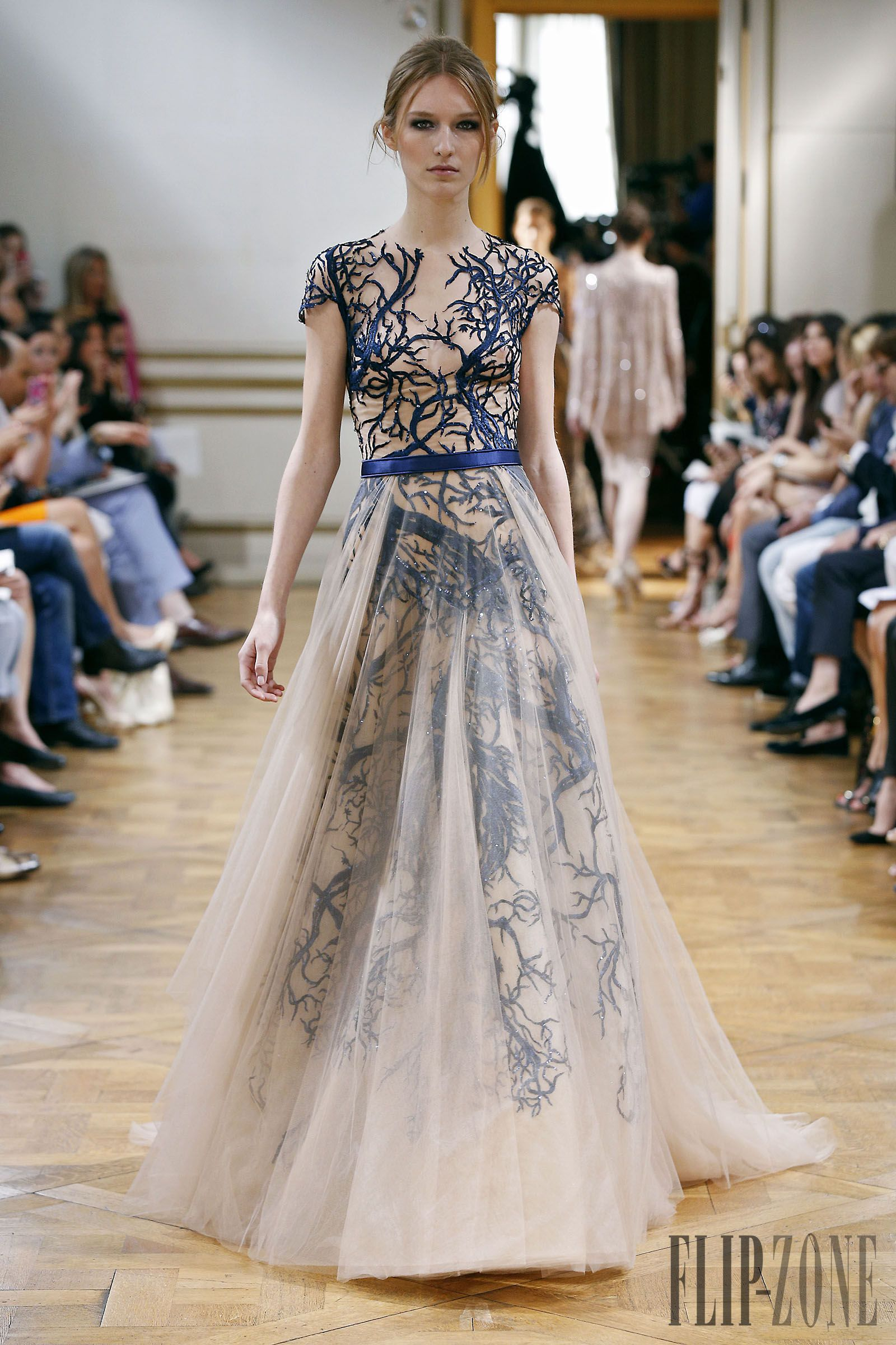 Zuhair murad official pictures fw couture