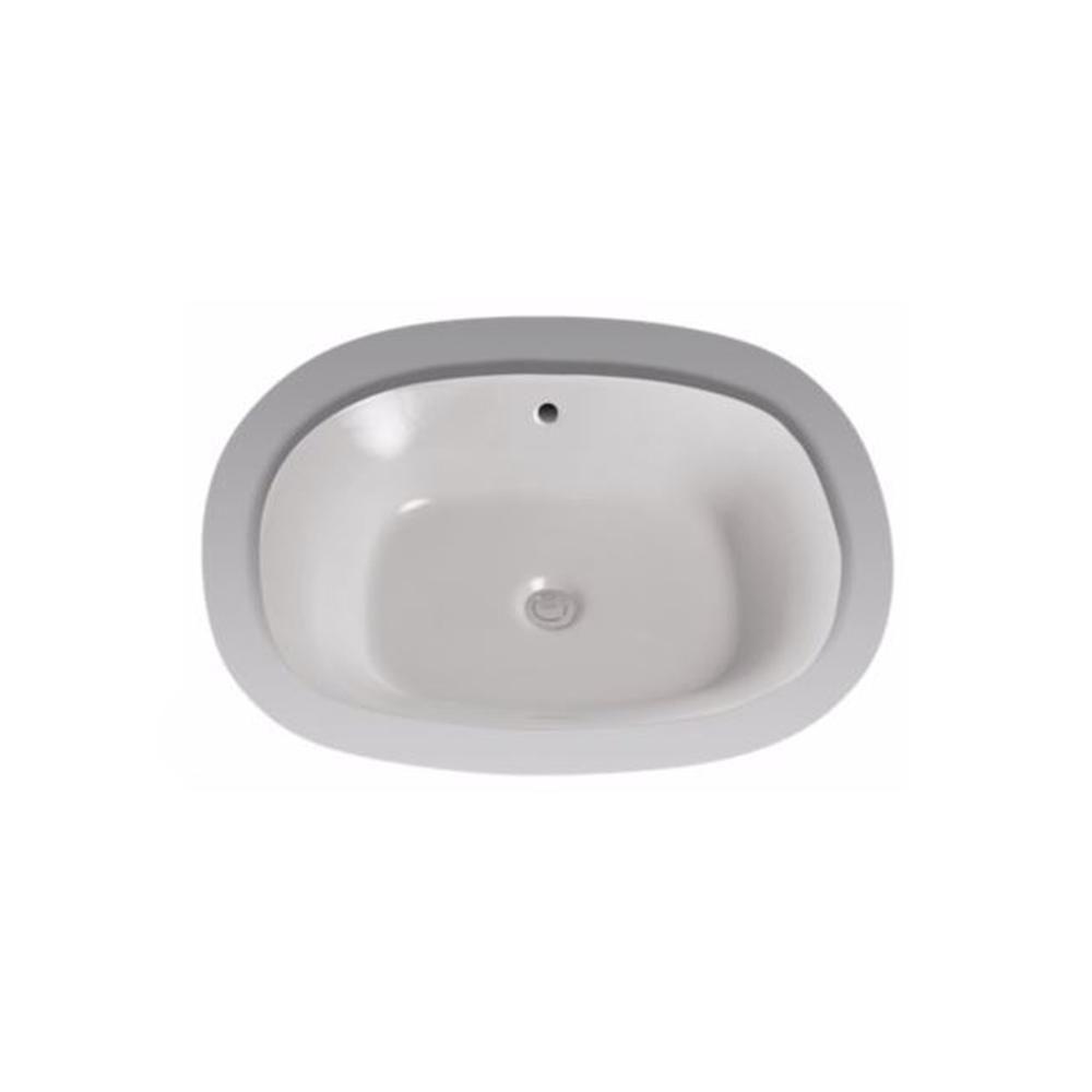 TOTO Maris 21 in. Undermount Bathroom Sink in CeFiONtect Cotton ...