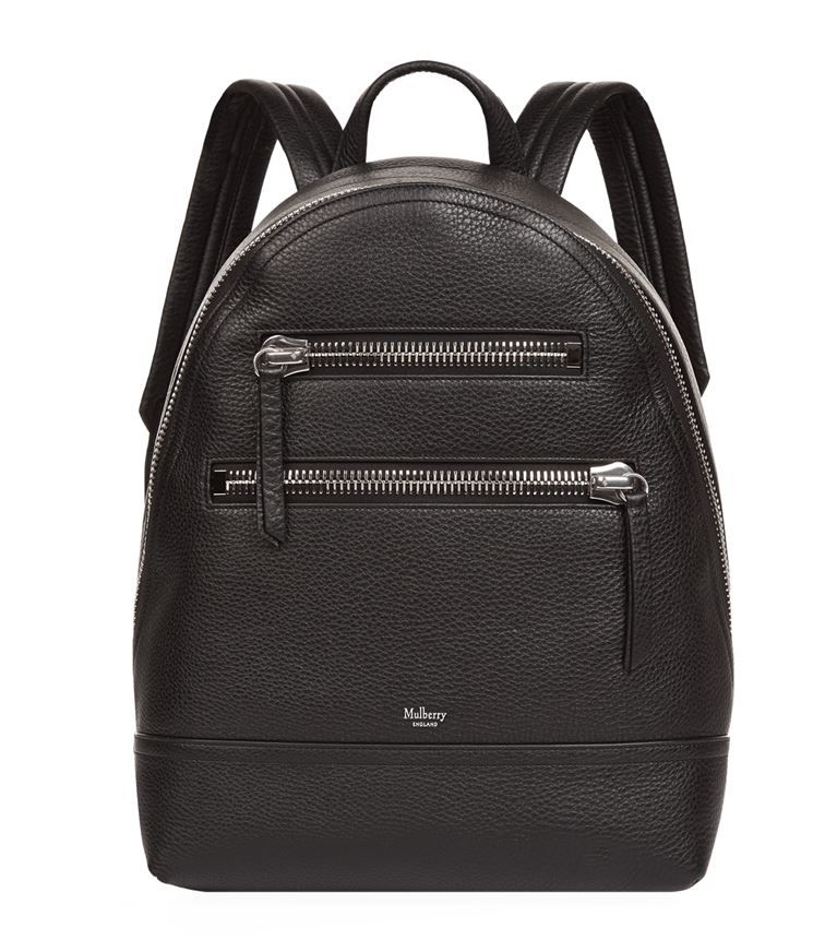 MULBERRY Kenrick Leather Backpack.  mulberry  bags  leather  backpacks   2b1cef1f7b7a9