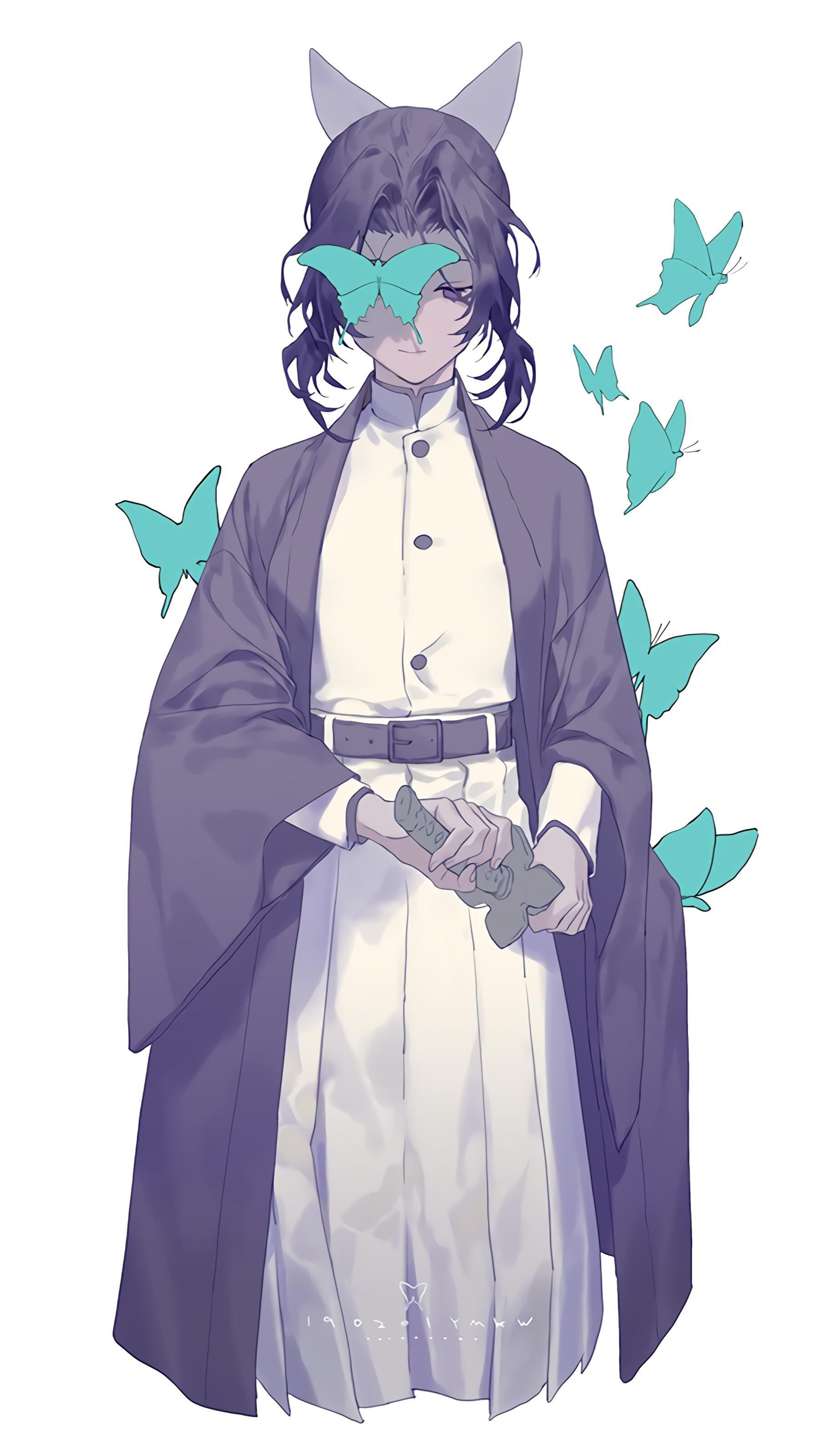 Shinobu Kouchou [Demon Slayer Kimetsu no Yaiba