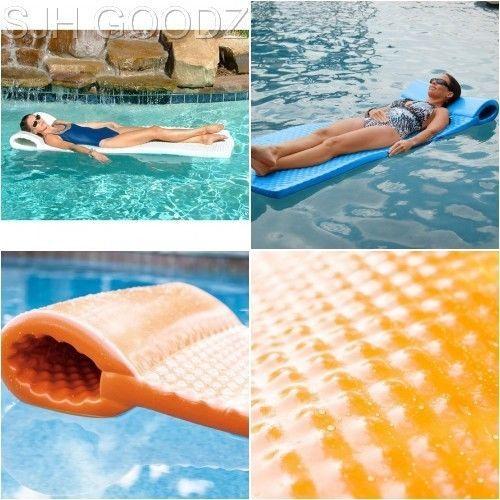 Foam Pool Float C Recreation Ultra Sunsation Unsinkable Floating Super Soft Trc