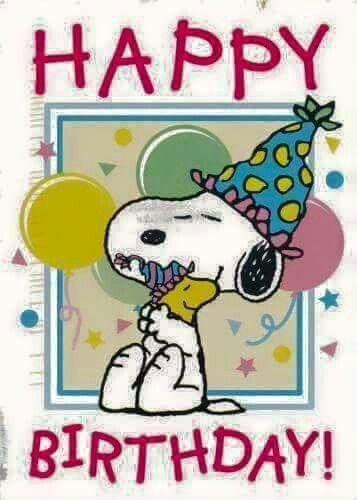 I Love My Little Guy Snoopyand Here He Is Wishing People Happy