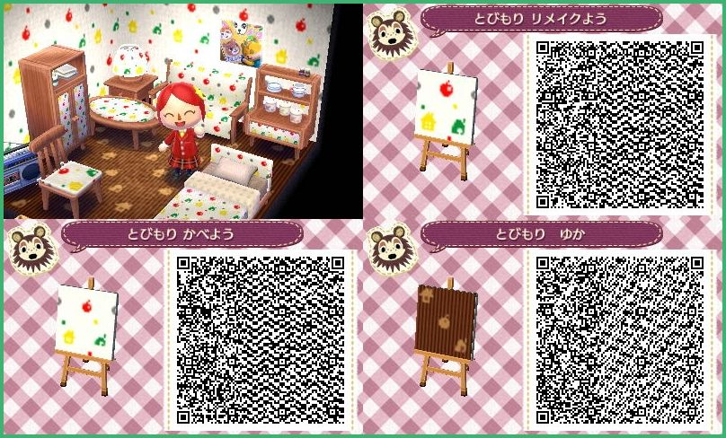Animal Crossing New Leaf Wallpapers And Floor Patterns