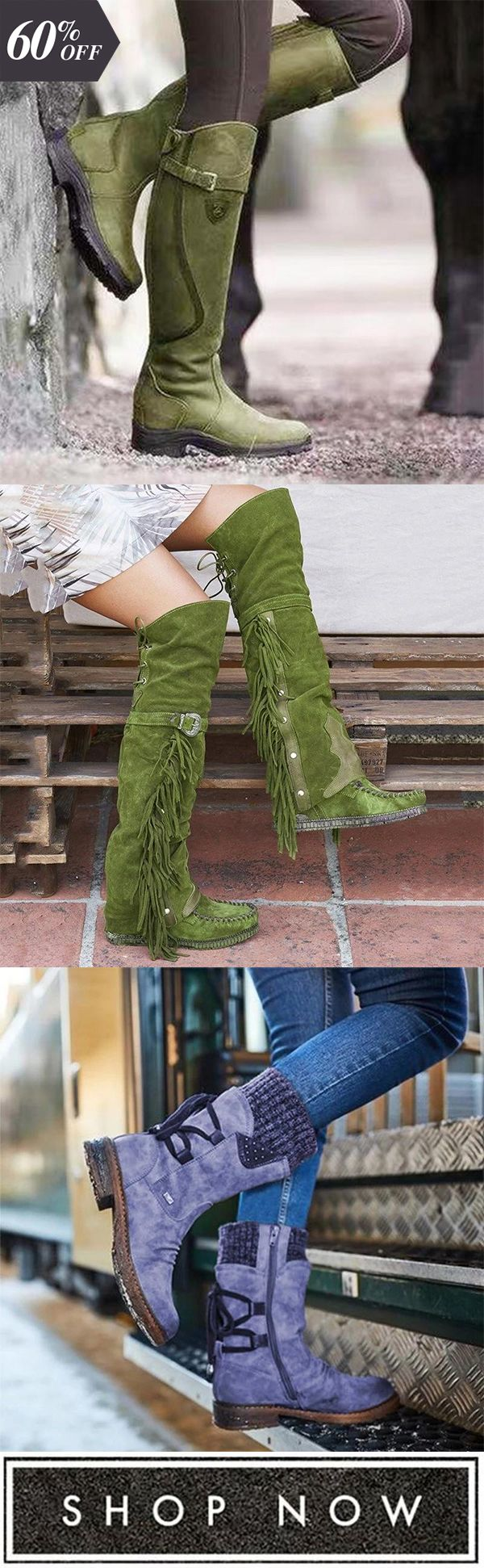 Photo of Warm&Fashion Boots, A Big Coupon For You