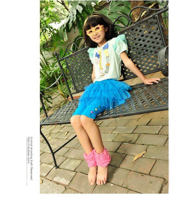 Aliexpress.com : Buy New Hot Sale Little Girls Shorts Summer ...