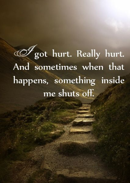 Unfortunately, medication is not strong enough to ease the pain
