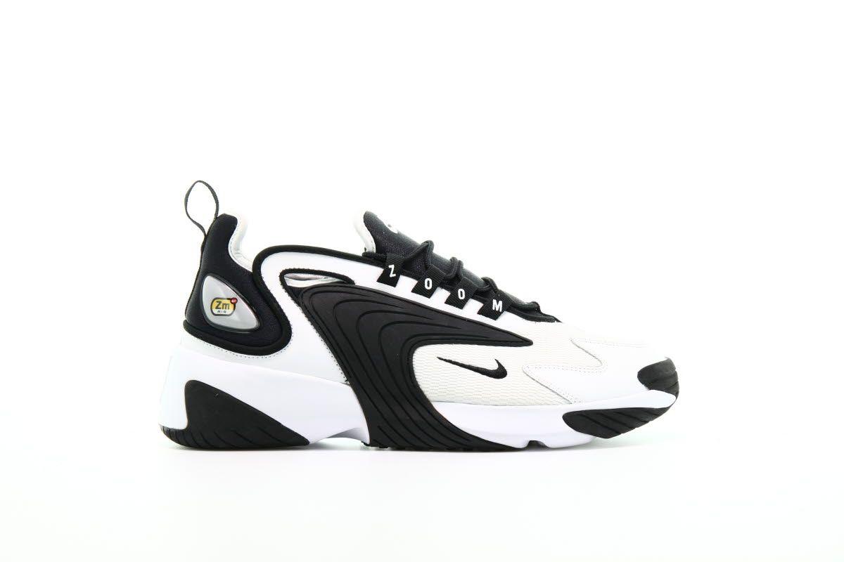 """ed6b998f1d52a Nike Zoom 2k """"White And Black""""  sneaker  lpu"""