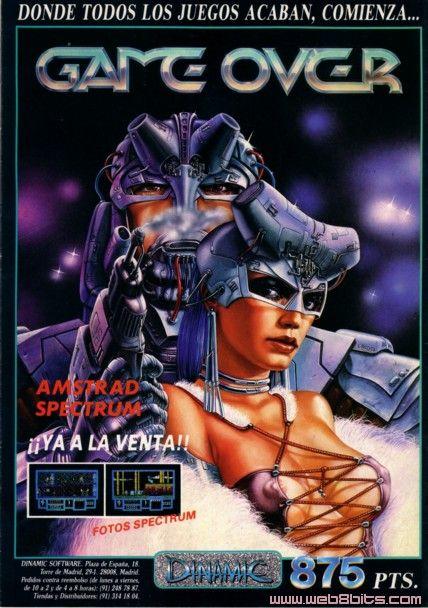 Web8bits.com, Anuncios Software Dinamic GameOver