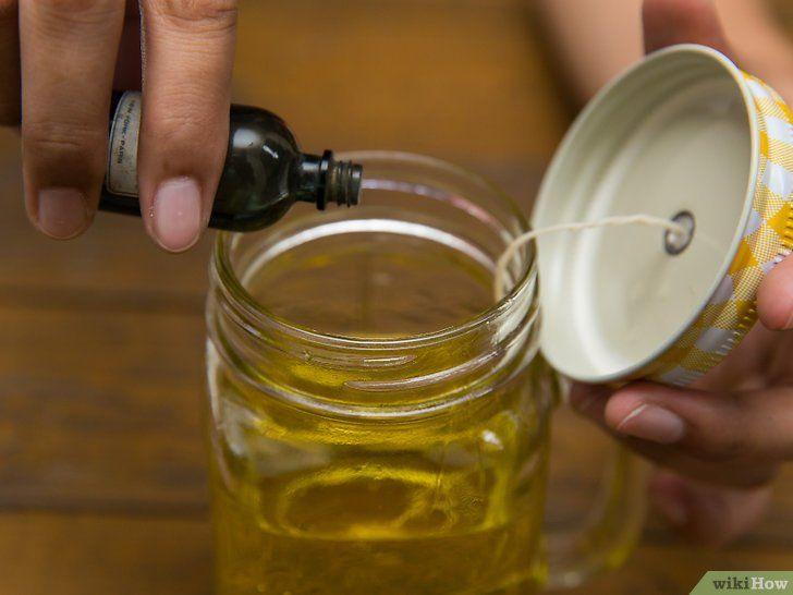 Cómo Hacer Una Lámpara De Aceite Lampara De Aceite Velas De Aceite Como Hacer Una Lampara