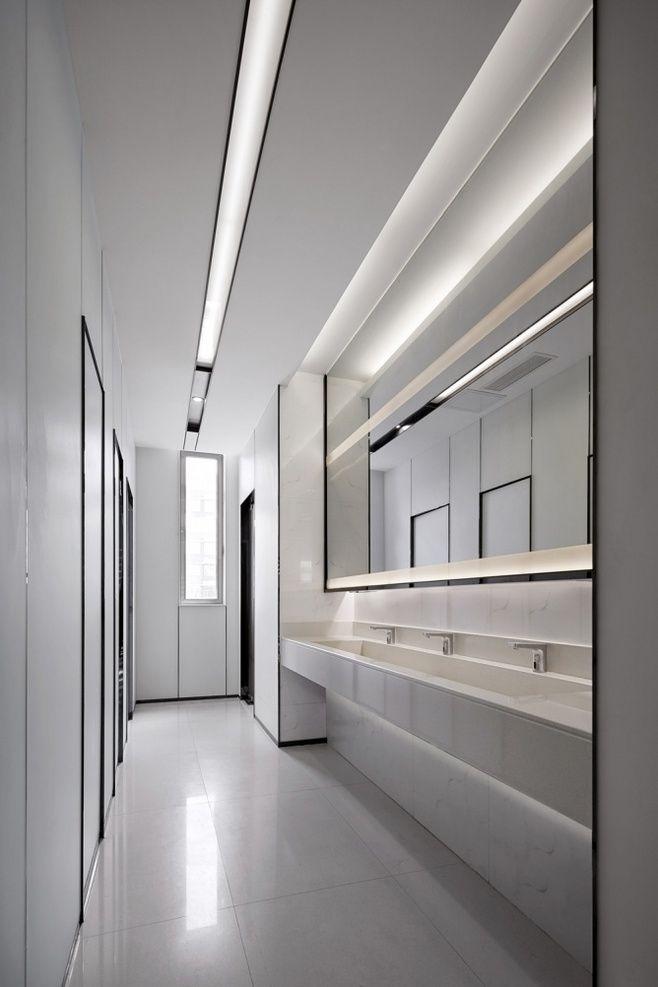 Bathroom Washroom Design Spa Bathroom Design Ideas: Pin By MA TAO On Public Washroom