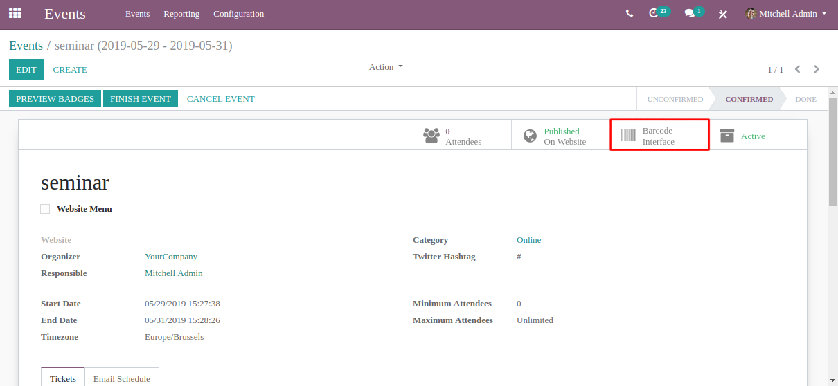 Barcode Nomenclature in Odoo 12 POS | Cybrosys blogs | Pos, End user