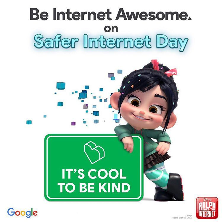 Walt Disney Animation Studios On Instagram You Can Never Share Too Many Hearts Online And Irl Beinternetawesome In 2020 Hearts Online Wreck It Ralph Safe Internet
