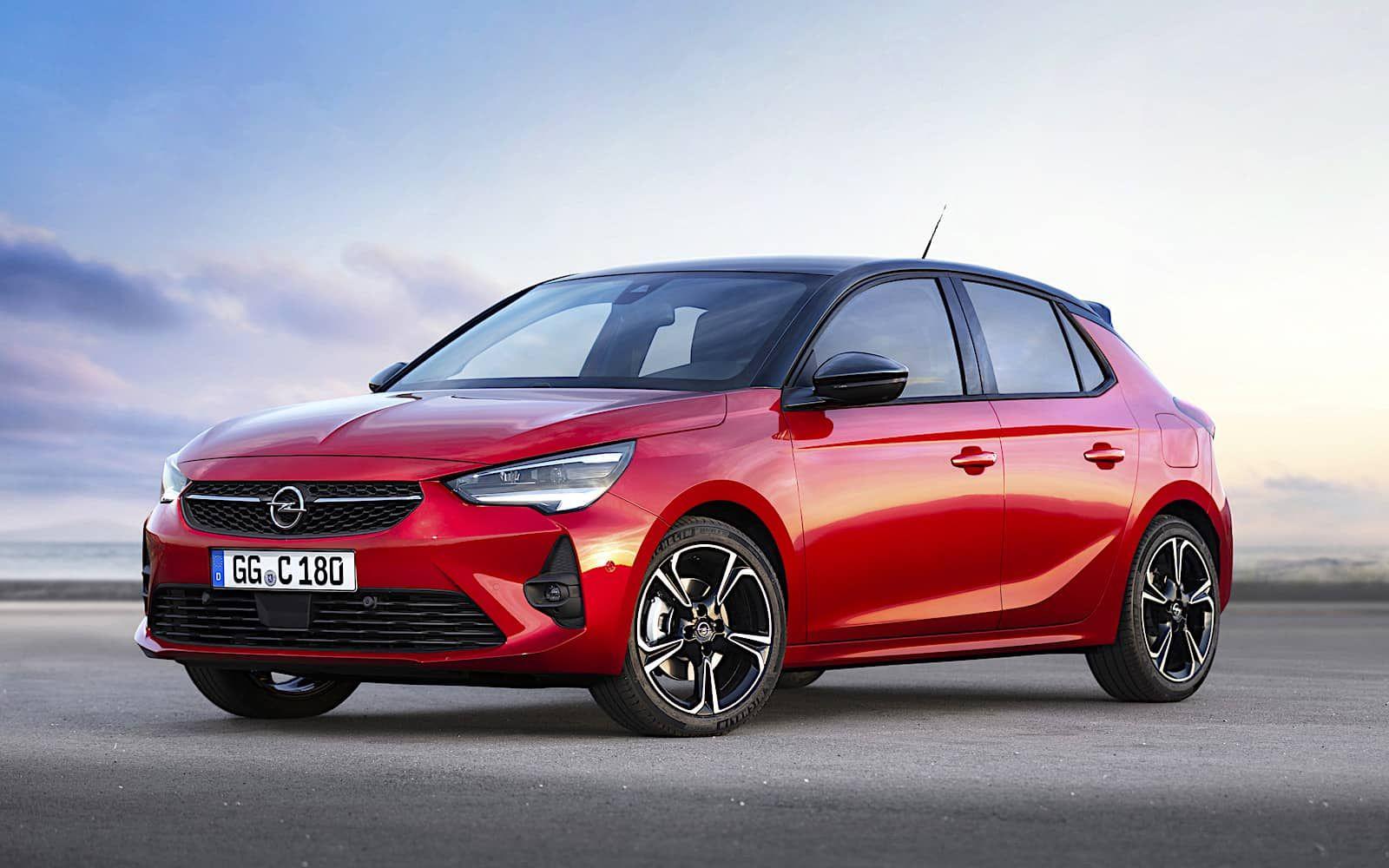 Opel Corsa 2020 Versiones Equipamiento Precio Fotos Opel