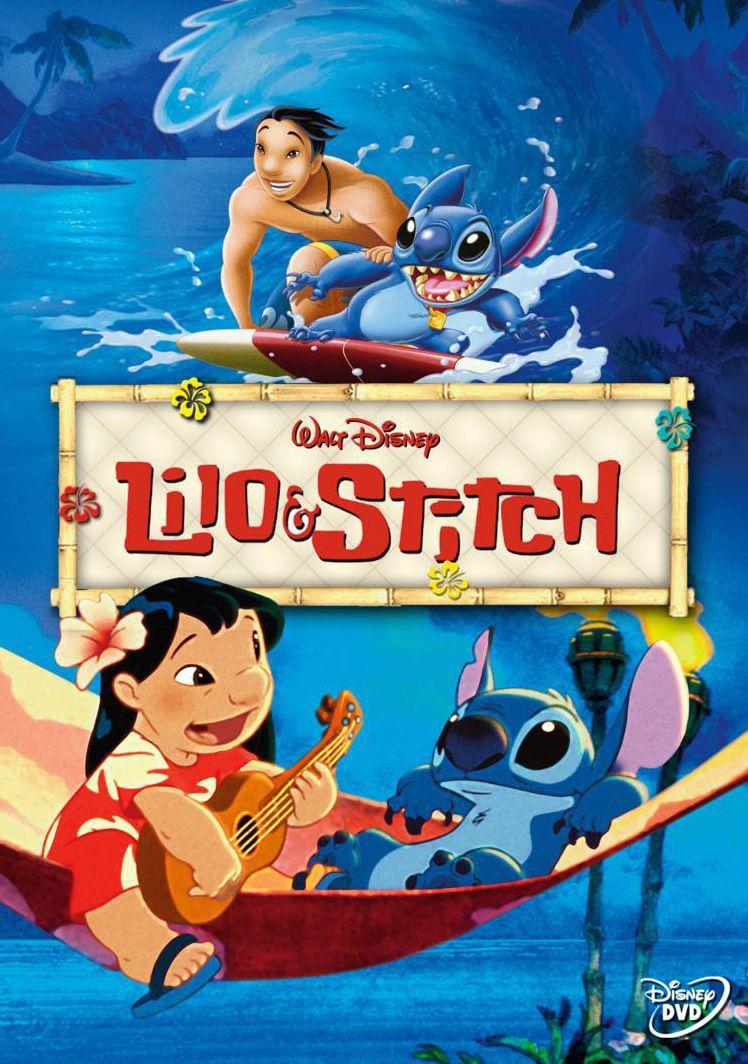 Walt Disney Stitch movie, Disney movie posters