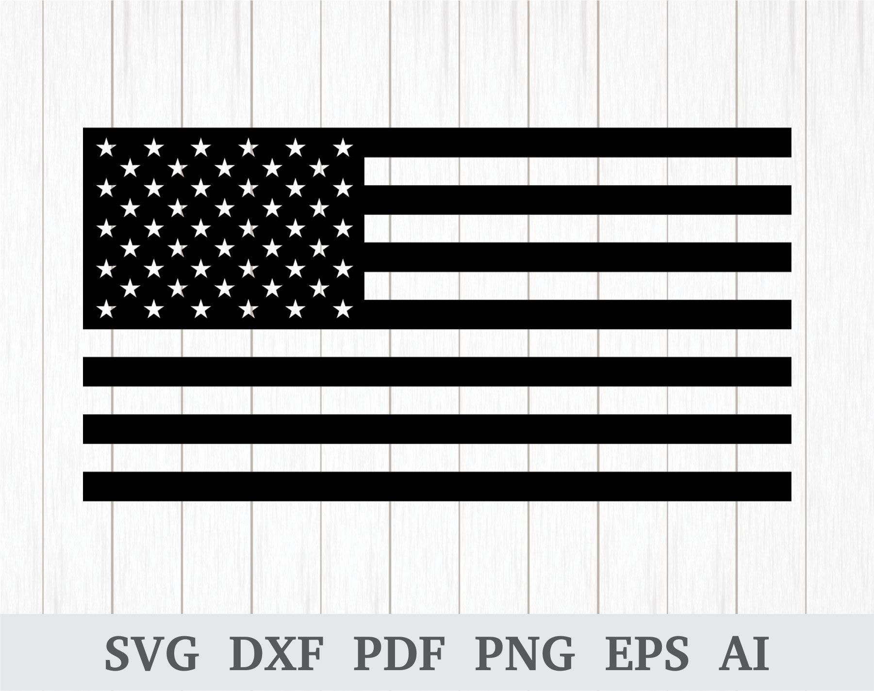 American Flag SVG, USA Flag SVG, 4th of July svg, American