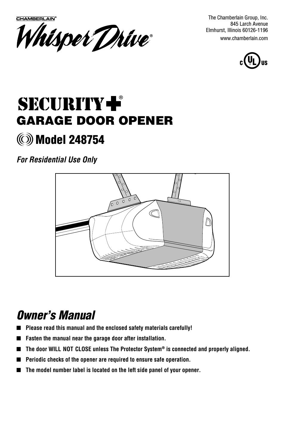 How To Program The Chamberlain Garage Door Remote Klik1u Garage Door Remote Garage Doors Chamberlain Garage Door