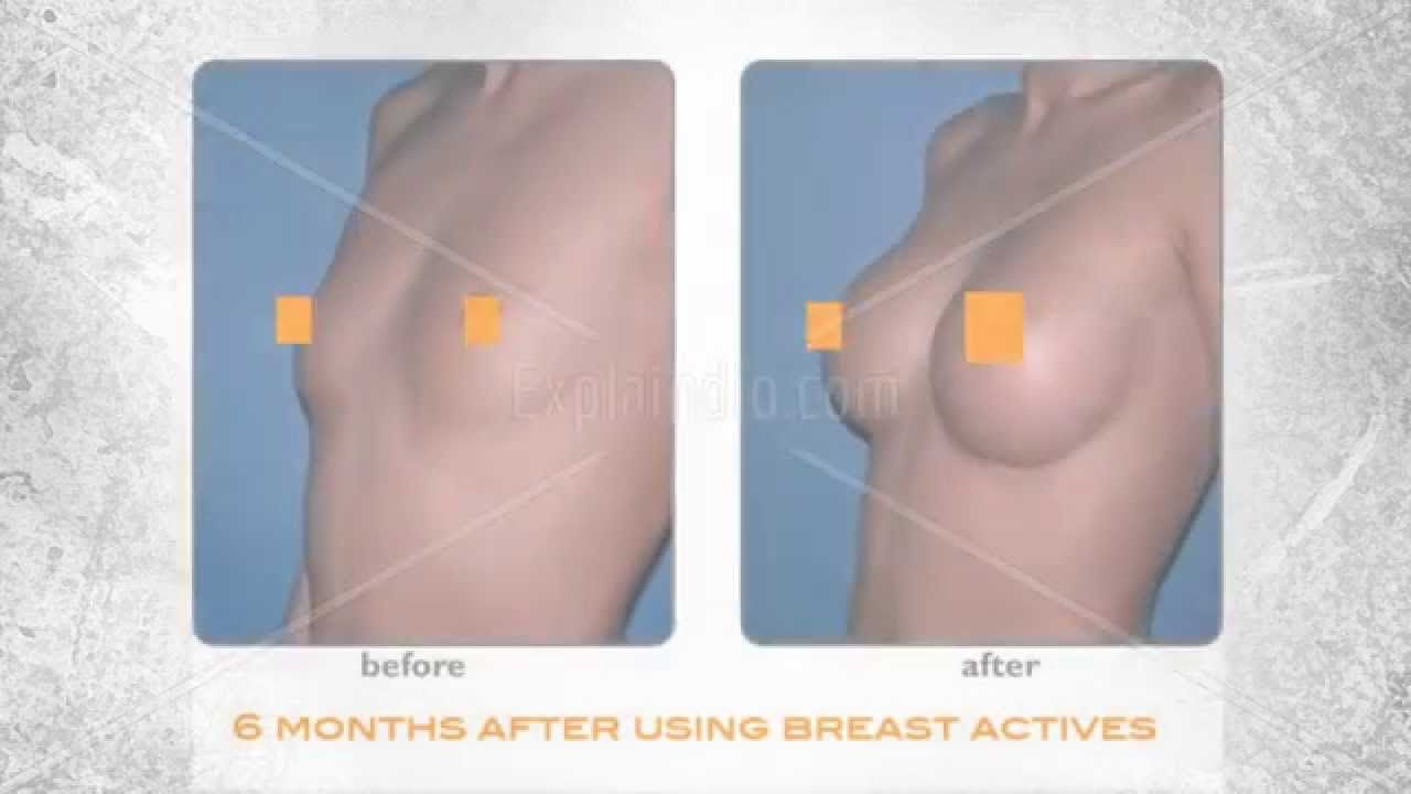 breast naturally size increasing
