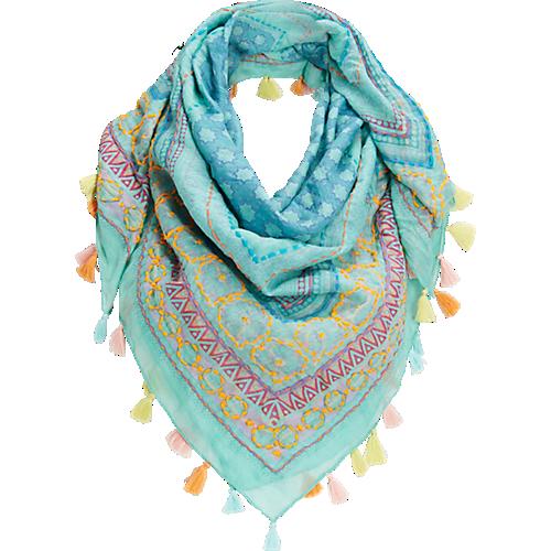 Sjaal, India Scarf - Costes