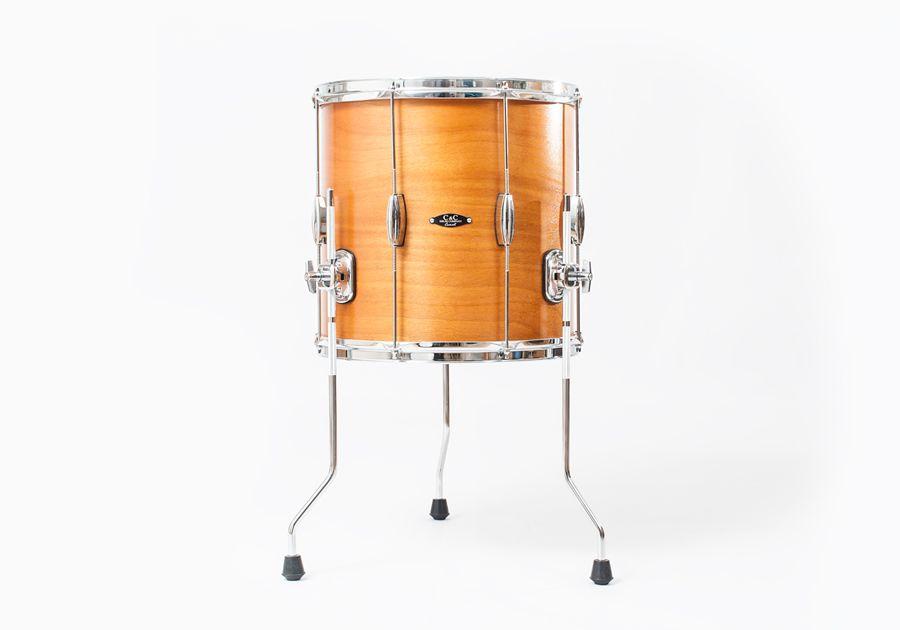 C&C Drums Europe - Player Date (Honey - Floor Tom) www.candcdrumseurope.com
