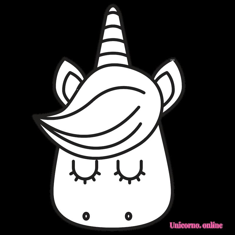 Disegni Unicorni Da Colorare Online Disegno Unicorno Disegni Unicorno