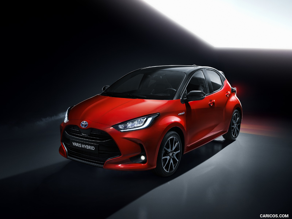 2020 Toyota Yaris (With images) Best small cars, Yaris