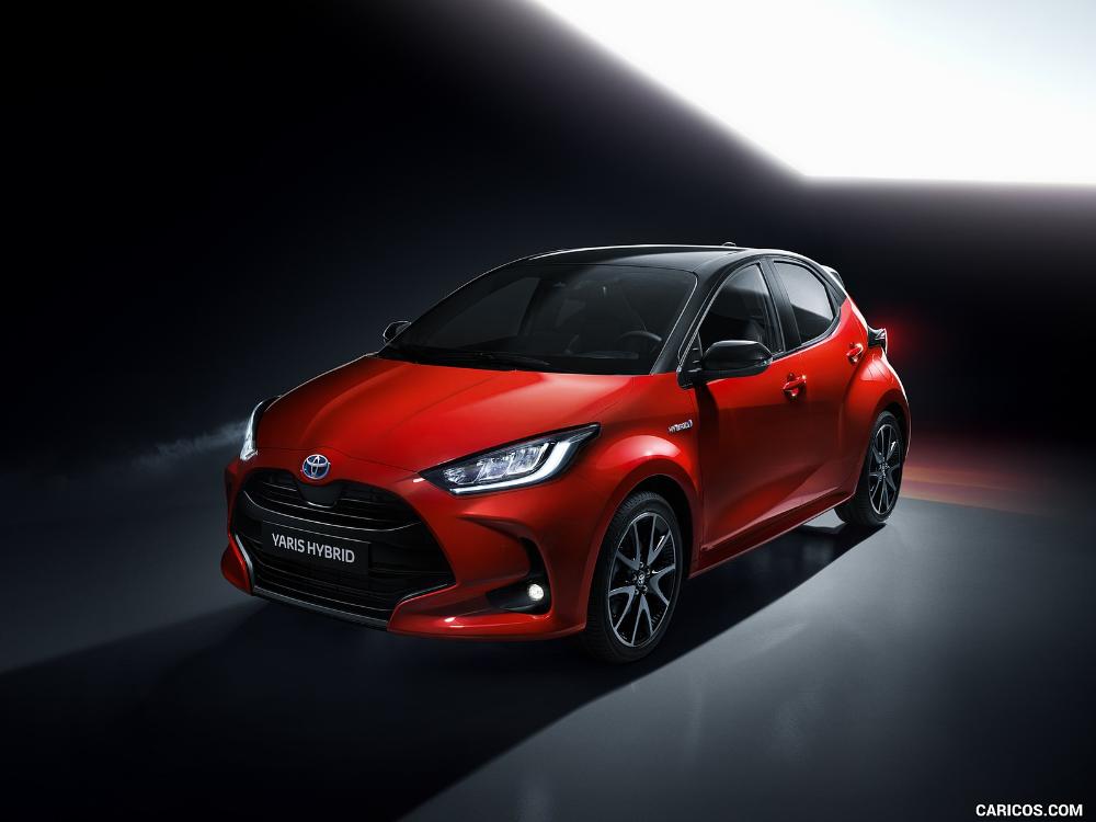 2020 Toyota Yaris Best Small Cars Yaris Toyota
