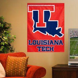 La Tech Louisiana University Room Decor Game