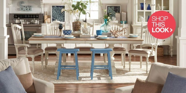 Coastal Dining Room Furniture And Decor Ideas Coastaldecoratinglivingroom Hamptonsdecorapartment