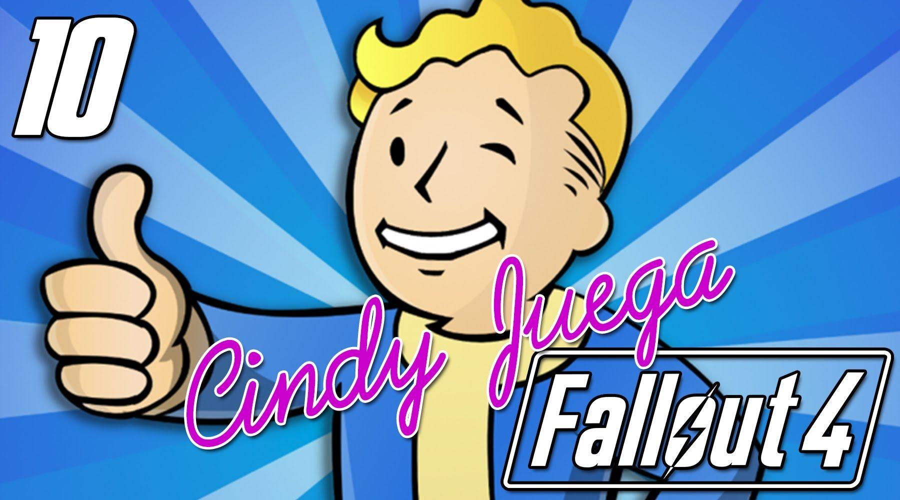 Cindy Juega - Fallout 4 Episodio 10