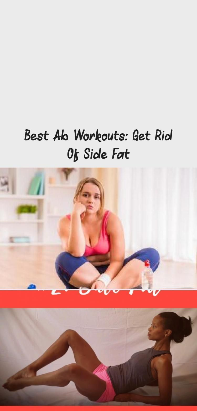 Best Ab Workouts: Get Rid Of Side Fat #sideabworkouts Do these exercises regularly to effectively get rid of side fat and get strong and toned abs! | burn side fat | love handles | slim waist | toned core | tight tummy | flat abs | best ab exercises | ab workouts | ab workouts for women | at home ab workouts | ab workouts for beginners #abworkouts #sixpackabs #weightloss #HealthandFitnessPictures #HealthandFitnessBody #HealthandFitnessLifestyle #HealthandFitnessDiet #HealthandFitnessCoach #sidea #sideabworkouts