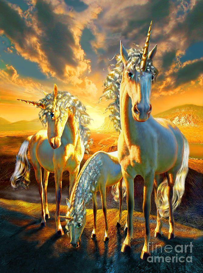 The Last Unicorns by Adrian Chesterman