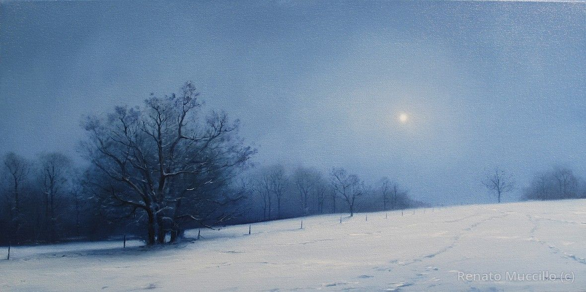 Blue Ridge -Winter - Renato Muccillo