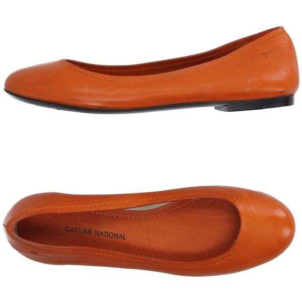 COSTUME NATIONAL Ballet flats wide range of cheap price cheap purchase huge surprise buy cheap pick a best buy cheap free shipping tWG7Khp