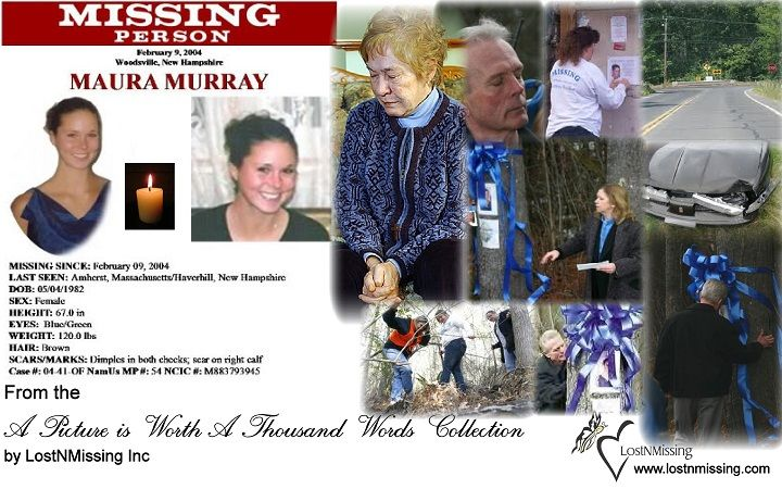 A Picture Worth A Thousand Words - Missing Maura Murray | A Picture ...
