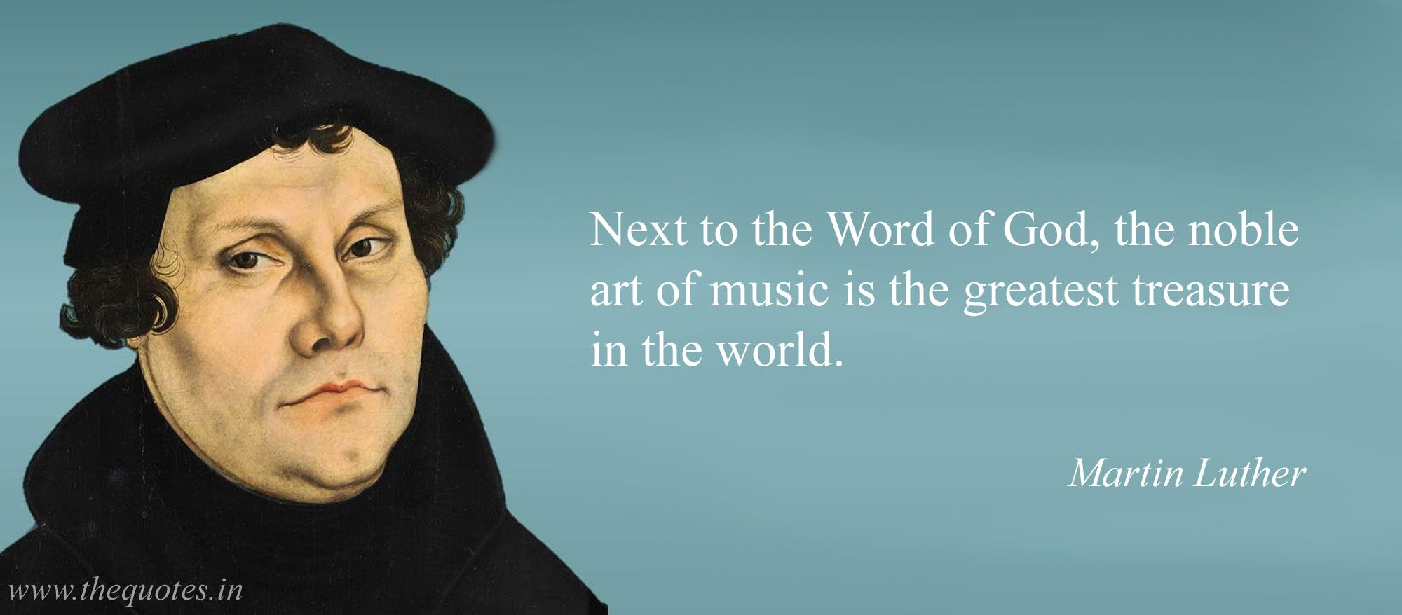 Quotes From Martin Luther The Reformer