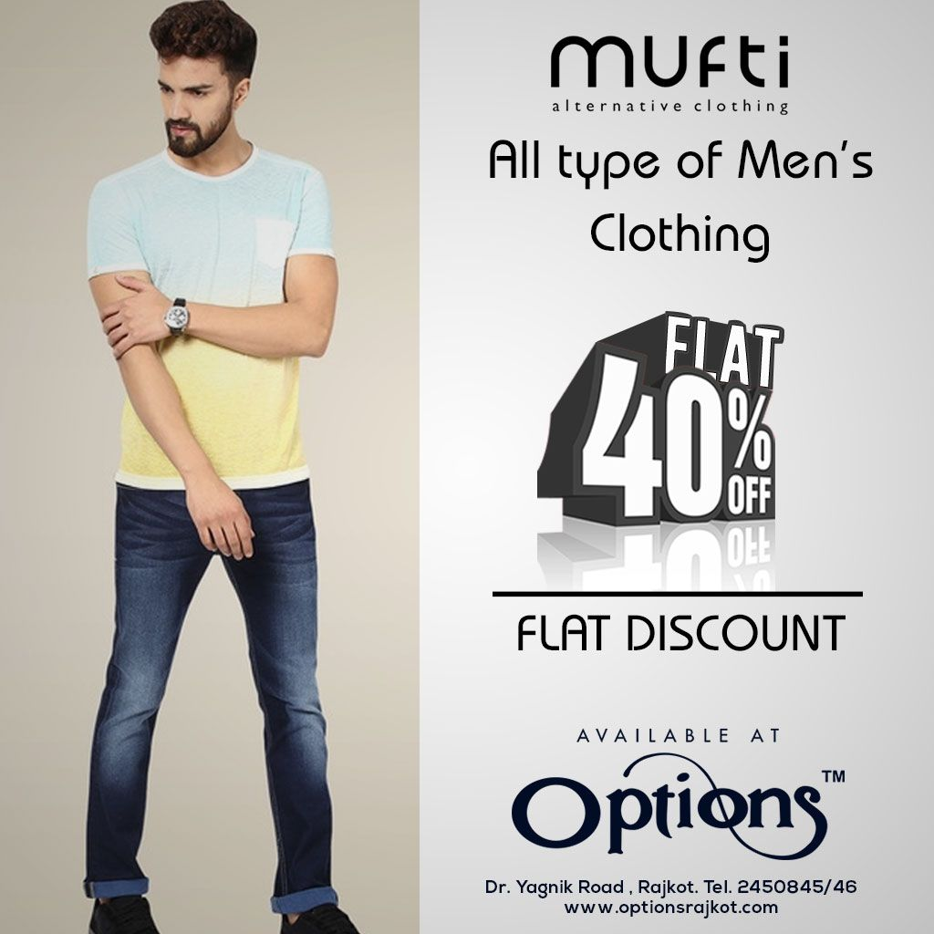 afdec9d83c445 Mufti   All type of Men s Clothing. Get Up To 40% Off.  men ...