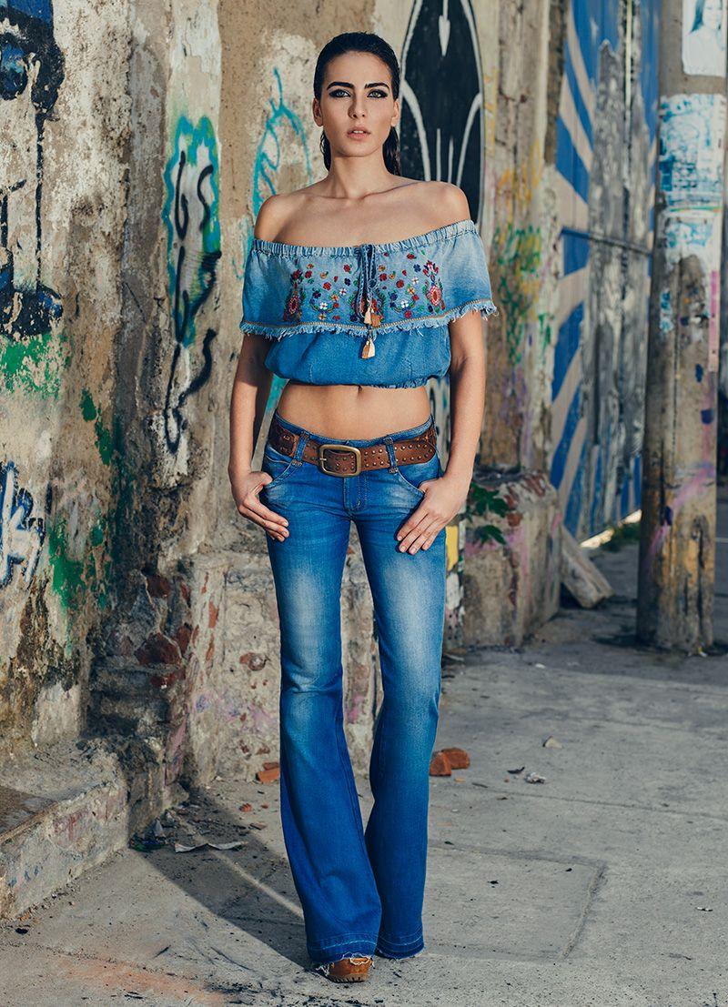 Denim Studio F Ropa Moda Para Mujer Moda