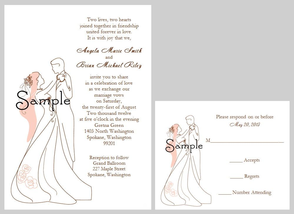 Bride groom invitation wording wedding gallery pinterest bride groom invitation wording wedding gallery pinterest invitation wording wedding gallery and wedding pictures filmwisefo