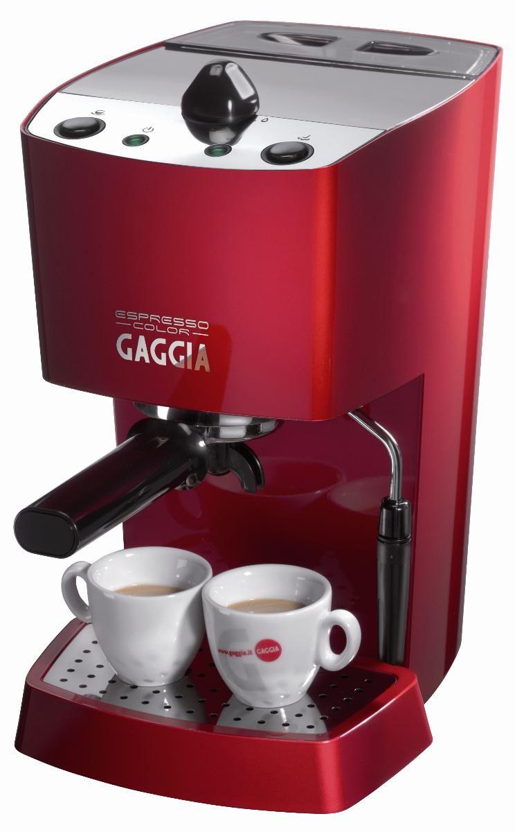 Gaggia 12700 Espresso Color Semi Automatic Espresso Machine Gaggia Espresso Machine Espresso Machine Semi Automatic Espresso Machine
