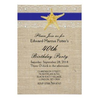 beach party invitations templates