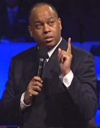 Evangelist Dr Gerald Jeffers