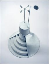 The Weather Station maquette by Martin Smith