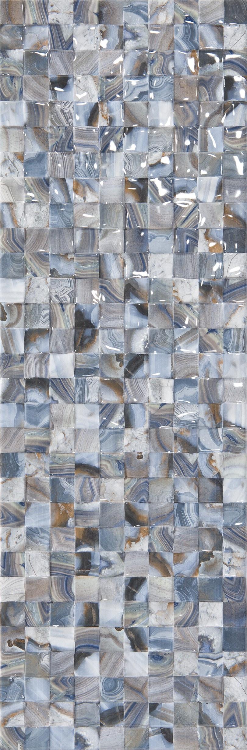 aparici #luxury instant azul focus 25,1x75,6 cm | #feinsteinzeug, Badezimmer ideen