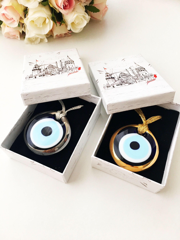 Christmas gift ideas, blue evil eye charm, christmas gifts, wedding ...
