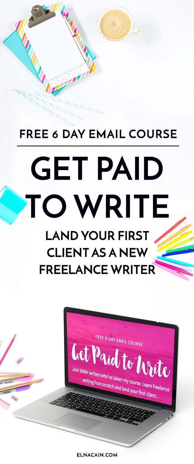 Get Paid to Write Online | Freelance writing jobs, Write online and ...