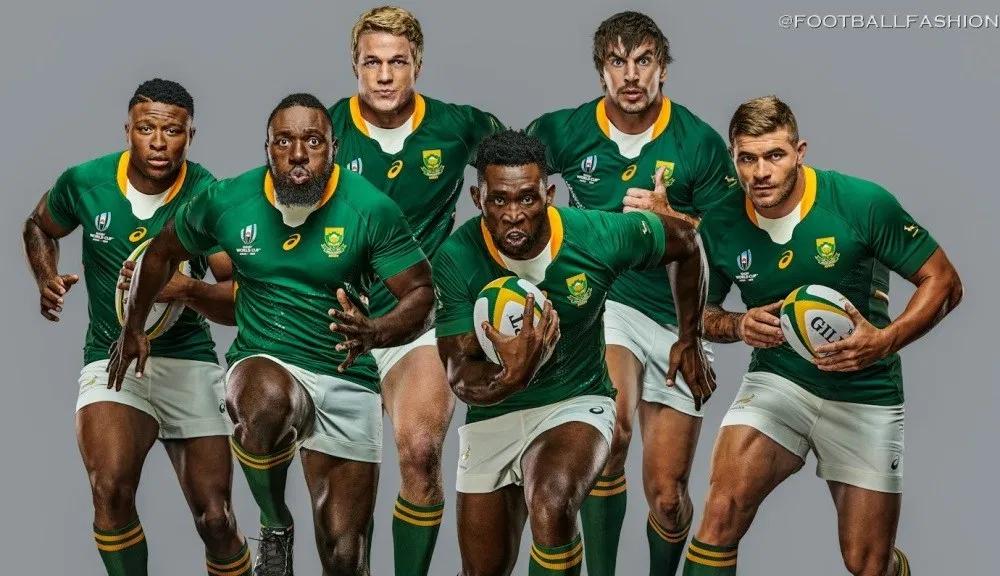 asics afrique du sud rugby