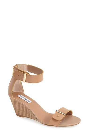 a00a97ee0d9 Ankle Strap Wedge Sandal