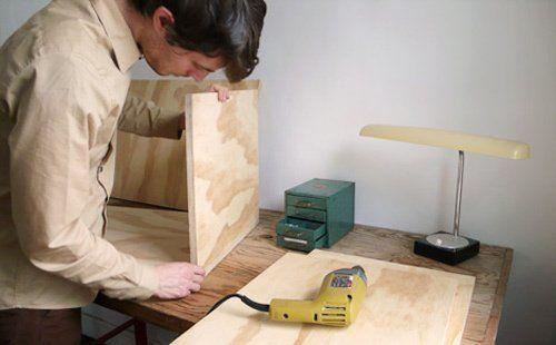 Minimalist DIY Pet Bed